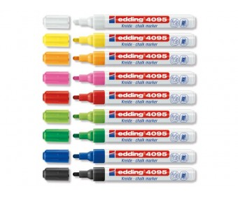 Kriidimarker Edding 4095 - värvivalik!