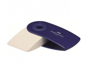 Kustutuskumm Faber-Castell Sleeve Mini - sinine