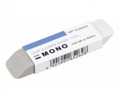 Kustutuskumm Tombow Mono 510A (pliiatsile ja tindile)