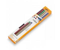 Liimipulgad Steinel Color Sticks (sädelevad) - Ø 11mm, 10 tk