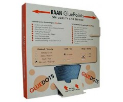 Liimitäpid Kaan GluePoints - Ø 10mm, 1000 tk