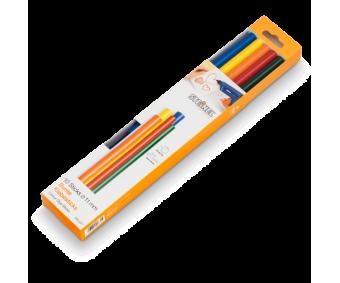 Liimipulgad Steinel Color Sticks (värvilised) - Ø 11mm, 10 tk