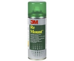 Aerosoolliim 3M Re Mount - 400ml