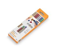 Liimipulgad Steinel Color Sticks (sädelevad) - Ø 7mm, 16 tk