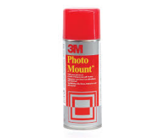 Aerosoolliim Photo Mount - 400ml - 3M