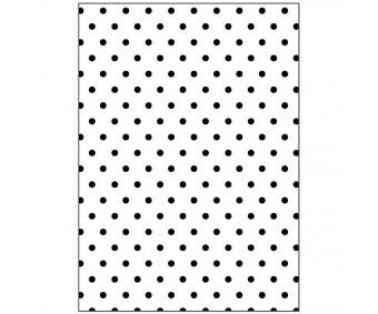 Tekstuurplaat 13x18.5 cm - täpid