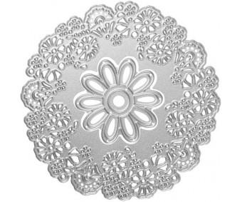 Lõiketera 10.5x10.5cm - lilleornament