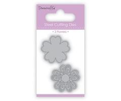 Lõiketera Dovecraft - kaks lille