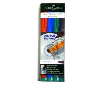 Markerid Faber-Castell Multimark - permanentsed, M