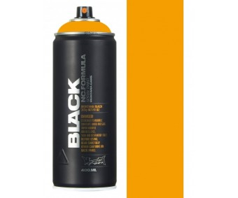 Aerosoolvärv Montana BLACK 400 ml - 1045 Melon Yellow