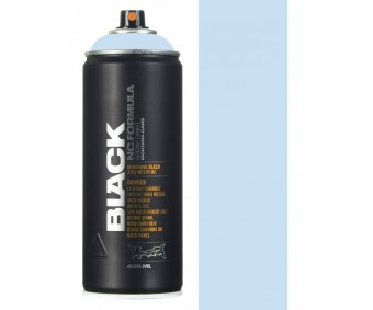 Aerosoolvärv Montana BLACK 400 ml - 5200 Ice Blue