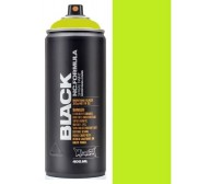Aerosoolvärv Montana BLACK 400 ml - 6005 Acid
