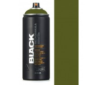 Aerosoolvärv Montana BLACK 400 ml - 6725 Troops