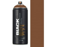 Aerosoolvärv Montana BLACK 400 ml - 8060 Chocolate