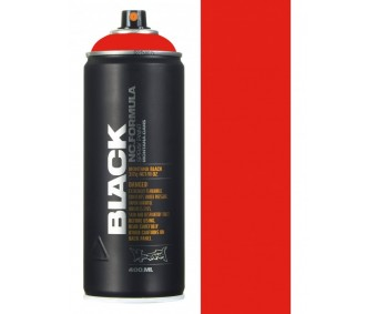 Aerosoolvärv Montana BLACK 400 ml - P3000 Power Red
