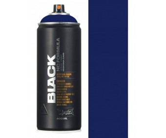Aerosoolvärv Montana BLACK 400 ml - P4100 Power Violet