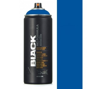 Aerosoolvärv Montana BLACK 400 ml - P5000 Power Blue