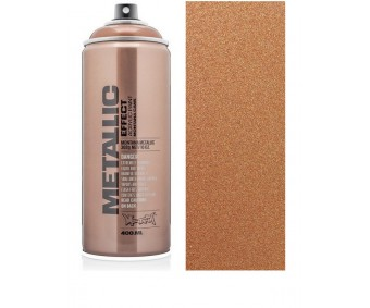 Aerosoolvärv METALLIC 400 ml - Copper - Montana