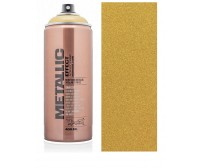 Aerosoolvärv Montana METALLIC 400 ml - Gold