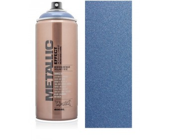 Aerosoolvärv Montana METALLIC 400 ml - Ice Blue