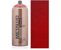 Aerosoolvärv Montana METALLIC 400 ml - Red
