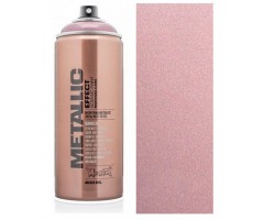 Aerosoolvärv Montana METALLIC 400 ml - Rose
