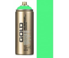 Aerosoolvärv Montana GOLD 400 ml UV-NEOON - Acid Green