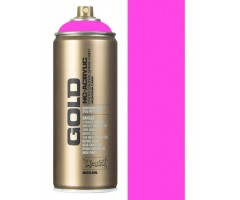Aerosoolvärv Montana GOLD 400 ml UV-NEOON - Gleaming Pink