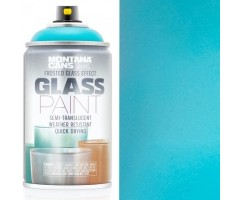 Aerosoolvärv GLASS 250ml - 6115 Teal - Montana