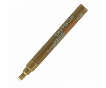 Akrüülmarker Montana 0.7mm Extra Fine - kuld