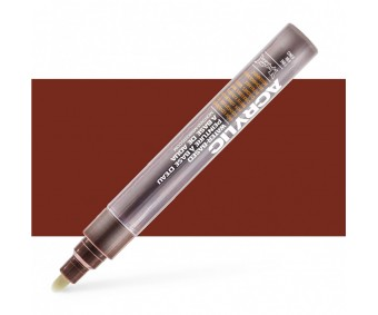 Akrüülmarker Montana 2mm Fine - pruun