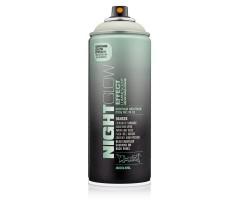 Aerosoolvärv Montana NIGHTGLOW 400 ml (pimedas helendav) - roheline
