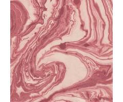 Nepaali paber MARMOR 50x75cm - punane-valge