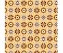 Origamipaber Folia BASICS 15x15cm - pruun