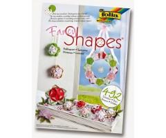 Kartongist kaunistused Folia Fancy Shapes - kevad