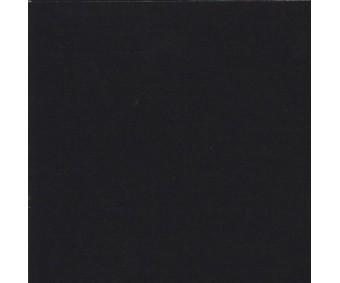 Sametpaber 32x45cm, isekleepuv - must