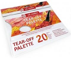 Paberpalett,180x240mm, 20 lehte - Talens