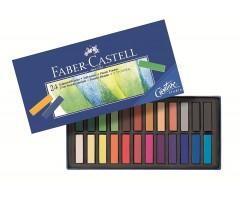 Pastellkriidid Creative Studio Mini - 24 värvi - Faber-Castell