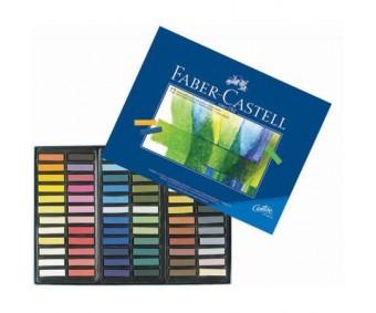 Pastellkriidid Faber-Castell Creative Studio Mini - 72 värvi