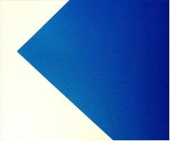 Polüetüleen 64x90cm - sinine, 0.5mm