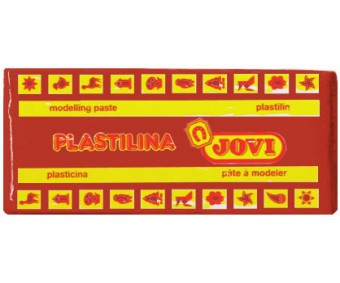 Plastiliin Jovi 150g - pruun