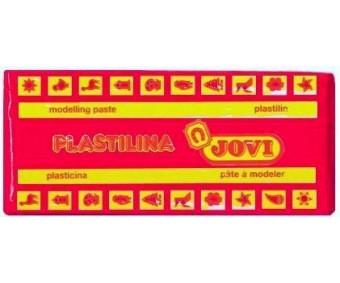 Plastiliin Jovi 150g - rubiinpunane