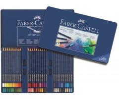 Akvarellpliiatsid Faber-Castell Art Grip Aquarelle - 60 värvi