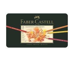 Värvipliiatsid Faber-Castell Polychromos - 120 värvi