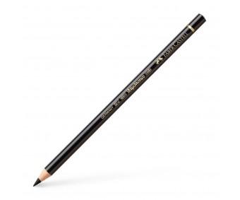 Värvipliiats Faber-Castell Polychromos - must