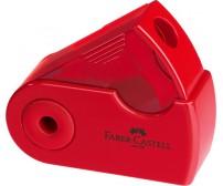 Pliiatsiteritaja Faber-Castell Sleeve - punane