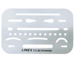 Kustutusplaat Linex ES30