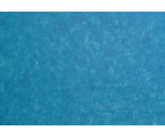 Siidipaber 50x75 cm, 4 lehte - Bleu Turquoise