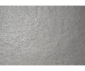 Metallik siidipaber 50x75cm, 5 lehte - hõbe