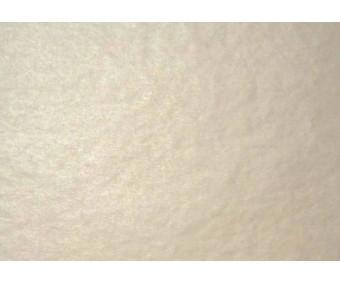Metallik siidipaber 50x75cm, 5 lehte - pärlmutter